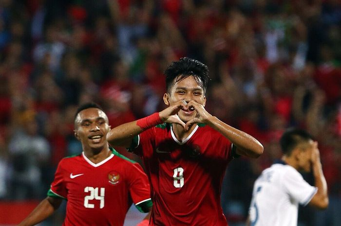 Link Live Streaming Timnas U-19 Indonesia VS Jepang Piala Asia 2018, Intip Ketampanan Witan Sulaiman