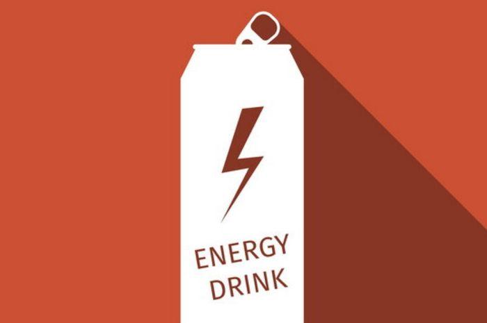 Ilustrasi minuman energi