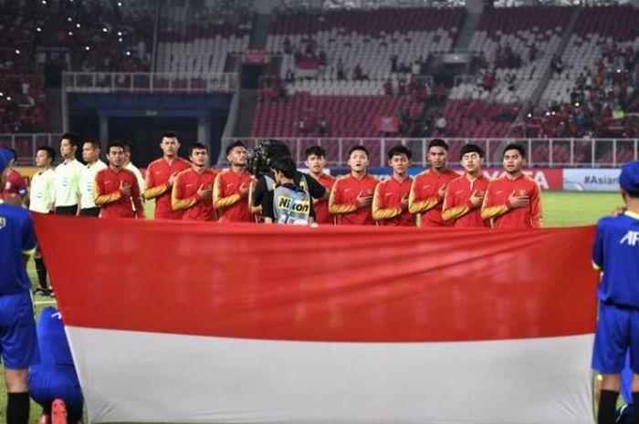 Sedang Berlangsung Saat Ini, Link Live Streaming Timnas U-19 Indonesia vs Jepang Piala Asia 2018