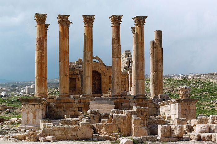 Kuil Artemis di Turki.