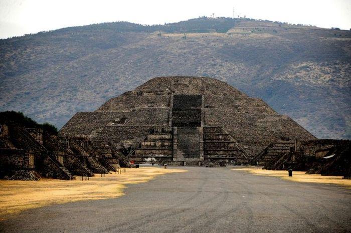Piramida di Meksiko