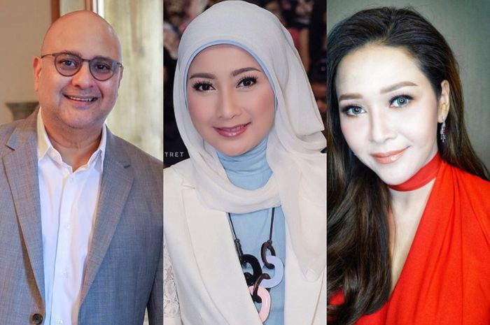 Irwan Danny Mussry Sah Nikahi Maia Estianty, Desy Ratnasari Sudah Punya Penggantinya