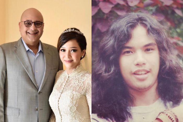 Beda Banget! Gaun Pernikahan Maia Estianty dengan Irwan Danny Mussry dan Ahmad Dhani