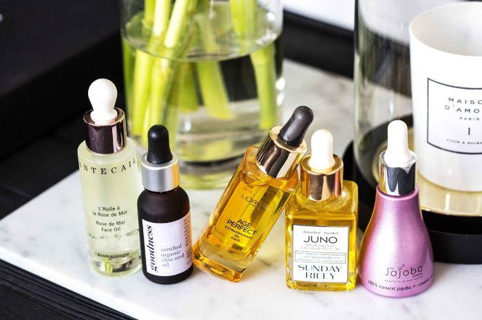 Mengenal 5 Jenis Face Oil yang Cocok Digunakan Untuk Kulit ...