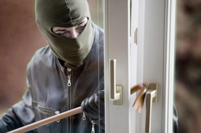 ilustrasi aman dari pencuri