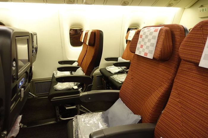 5 tips agar nyaman di dalam pesawat.