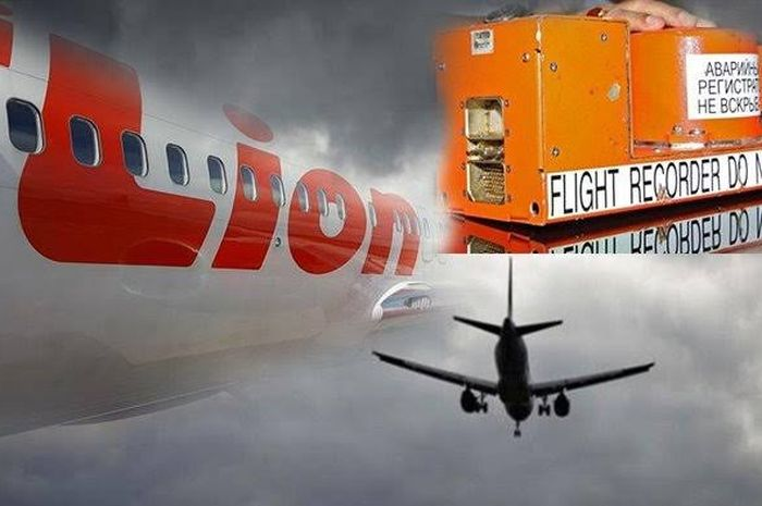 black box Lion Air