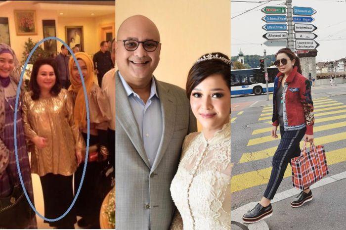Sosialita Berkelas, Tri Hanurita Mantan Istri Irwan Mussry Akrab dengan Mayangsari!