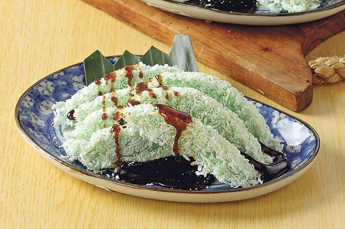 Resep Membuat Kue Rangi Pandan