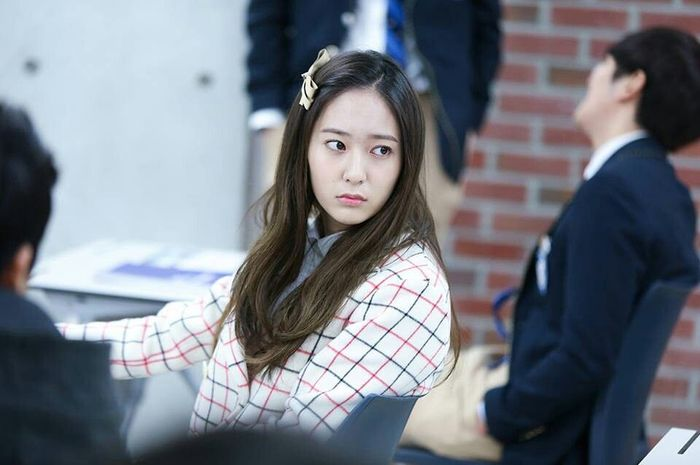 Krystal Jung in 'The Heirs'