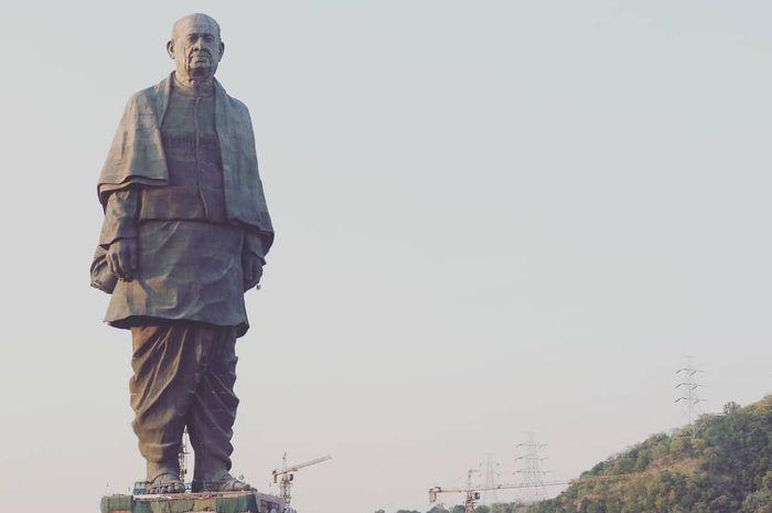 Patung tertinggi di dunia, Statue of Unity, India