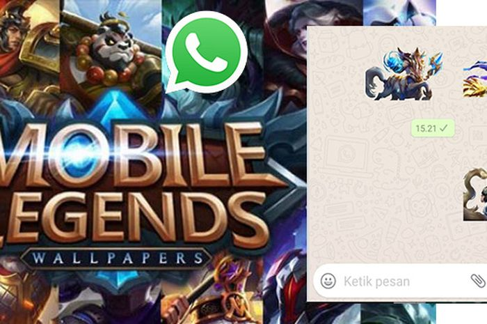 Stiker Mobile Legends