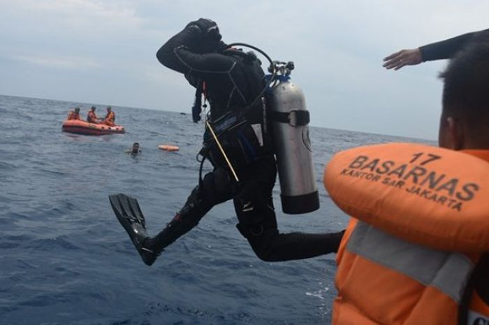 tantangan dan risiko yang dihadapi penyelam