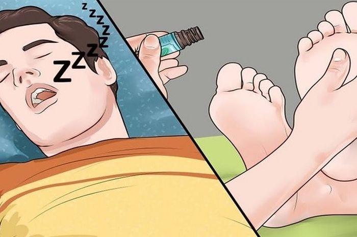 Cara membuat tidur nyenyak
