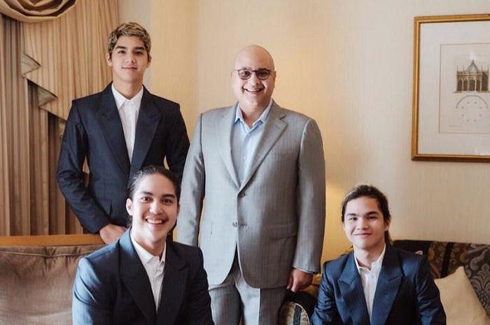 El dan Dul Kompak Panggil Irwan Mussry: Daddy, Al Pakai Kata Ini