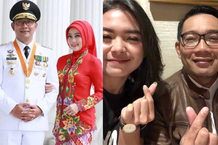 Gadis Ini Siap Jadi Istri Kedua Ridwan Kamil, Atalia Praratya Sampai Angkat Bicara