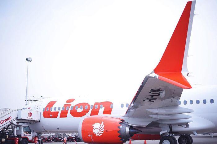 Lion air batal terbang