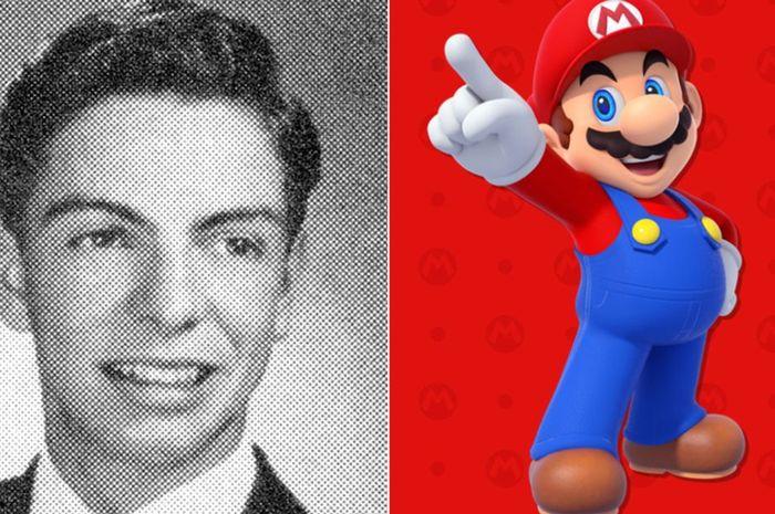 Mario Segale dan Super Mario