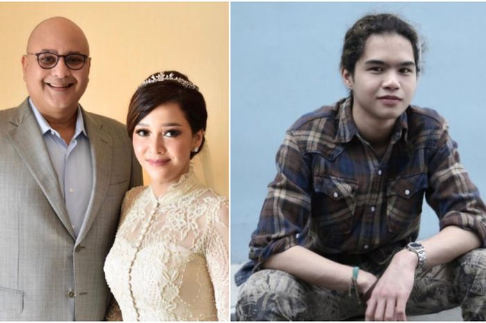 Maia dan Irwan Mussry menikah, Dul Jaelani sempat inginkan bundanya rujuk