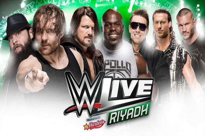 Arab Saudi Tetap Gelar Pertandingan Gulat WWE SmackDown ditengah kecaman internasional.