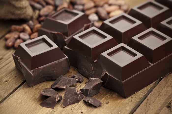 dark chocolate bisa membantu menambah berat badan