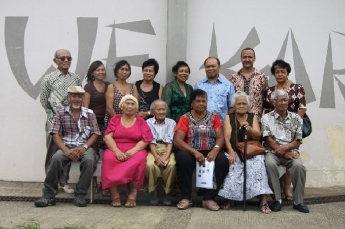 Orang Jawa yang menjadi penduduk Kaledonia Baru