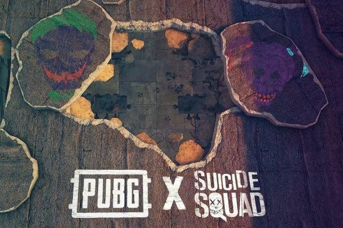 PUBG x Suicide Squad