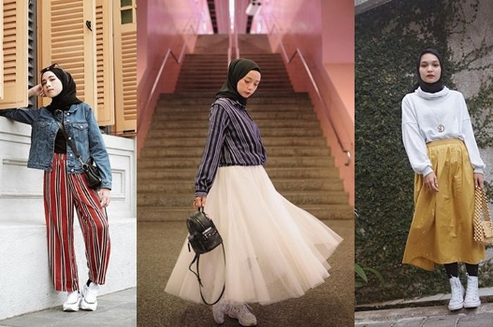 Fashion Item Kekinian yang Jadi Favorit Selebgram Hijab, Stylovers Wajib Punya
