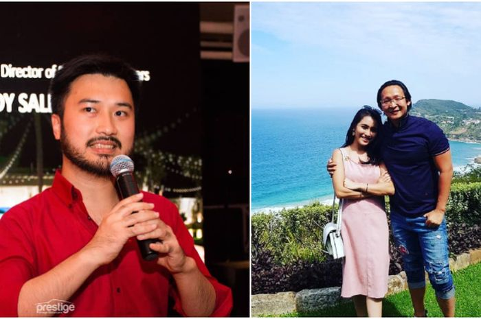 Rudy Salim sebut Fransen Susanto pacar Ayu Ting Ting