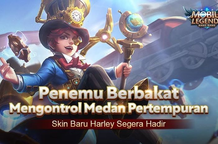 Skin Terbaru Harley Mobile Legends