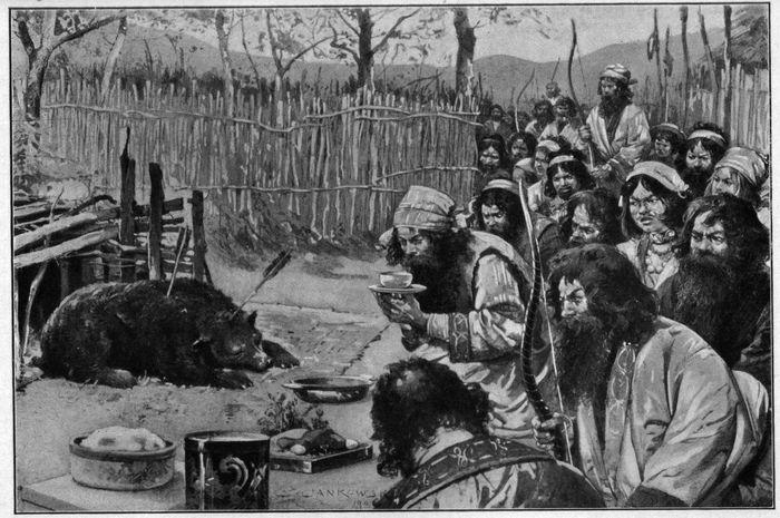 Tradisi Iyomante