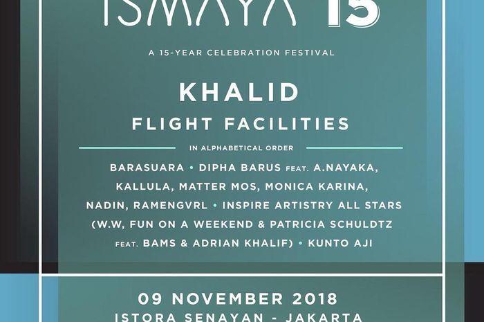 Ismaya 15