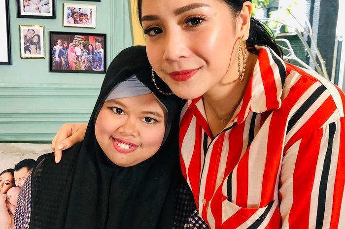 Nagita Slavina Kagum Dengar Cara Rahmawati Kekeyi Putri Cantikka Tanggapi Bullying
