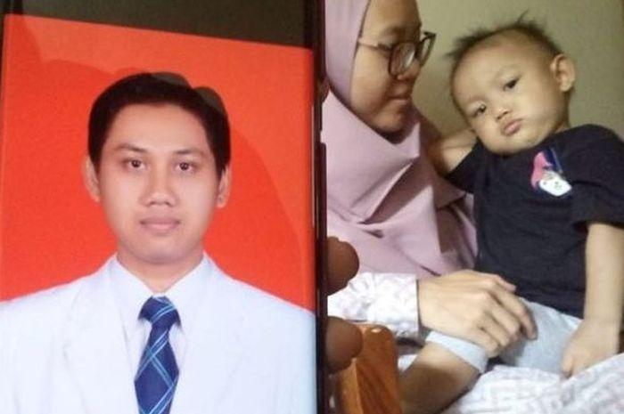 Anak Ibnu Hantoro selalu tanyakan kabar ayahnya