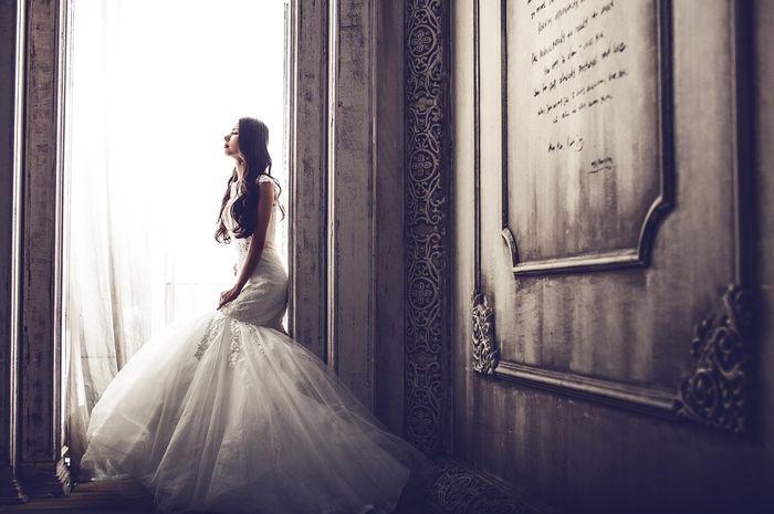 Ilustrasi fenomena perempuan membagi cinta suami