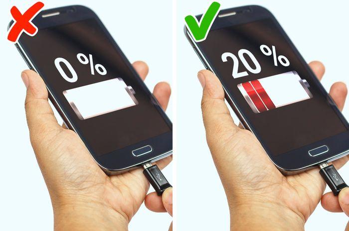 Kebiasaan Sehari-Hari yang Bisa Ngerusak Smartphone Kalian