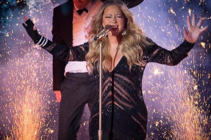 Bayaran Mariah Carey untuk satu kali manggung