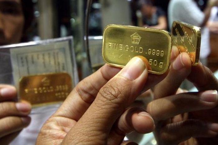 Pegadaian Sudah Jual 80 Kg Emas Lewat Aplikasi Yang Baru Berumur 5
