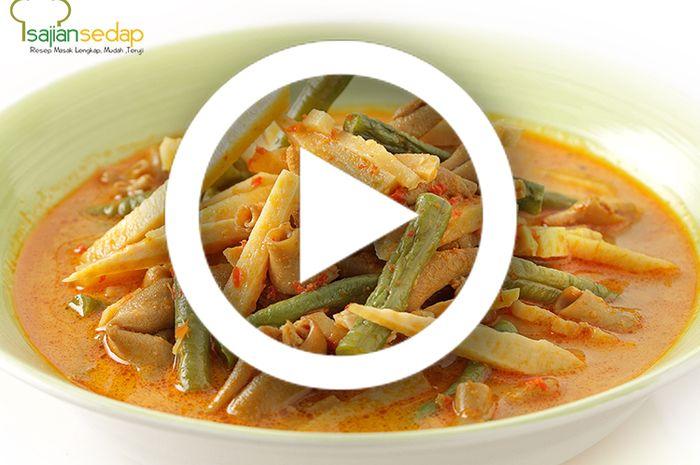 (Video) Resep Masak Tumis Usus Daun Jeruk yang Praktis dan Dijamin Lezat, Bikin Nafsu Makan Makin Menggelora