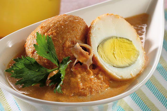 Resep Masak Gulai Telur Taoco