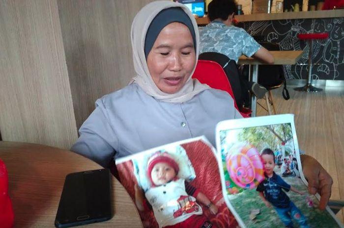 Ida Riana saat ditemui Grid.ID di Hotel Ibis, Jakarta Timur, Kamis (8/11/2018).