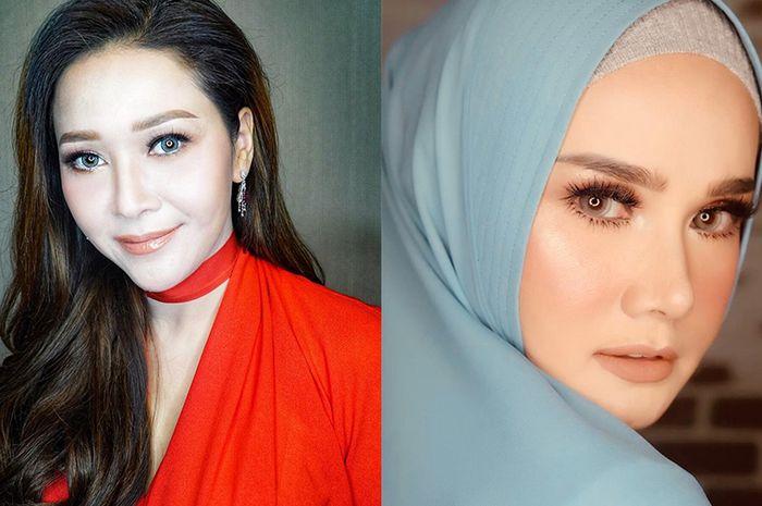 Mulan Jameela memberi komentar atas pernikahan Maia Estianty dan Irwan Mussry