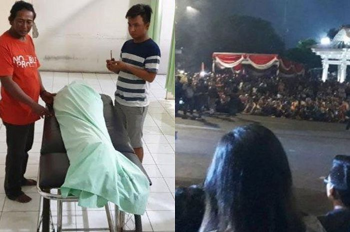 Cerita Ayah Erikawati Saat Menyaksikan Putrinya Menjadi Korban Tragedi Drama Kolosal Surabaya Membara