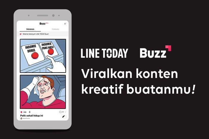 LINE TODAY Buzz