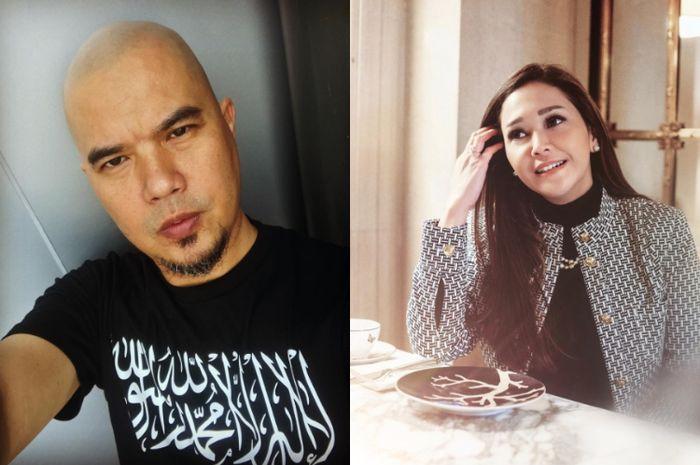 Talak Lewat SMS, Ahmad Dhani: Haram Sentuh Tubuh Maia Estianty