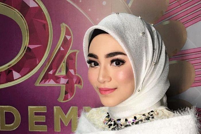 Uyaina Arshad, presenter Dangdut Academy Asia 4 asal Malaysia