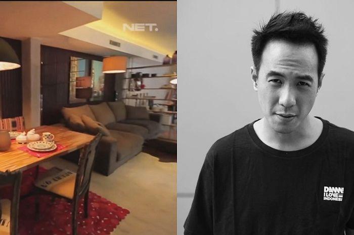 Intip Rumah Daniel Mananta yang Unik di Jakarta Selatan, Harganya Ditaksir Mencapai Rp 3 Miliar!