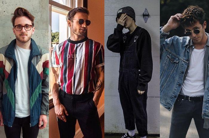 Referensi Outfit ke 90s Festival