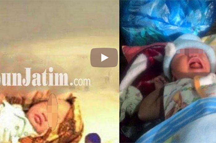 Misteri Bayi Perempuan yang Dibuang Bersama Susu Bubuk Akhirnya Terungkap, Orang Tua Tinggalkan Sepucuk Surat