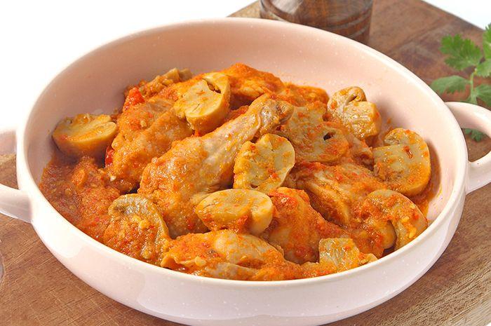 Resep Masak Ayam Tim Jahe